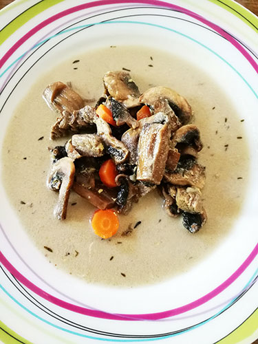 blanquette boeuf champignons assiette notrebonnefranquette