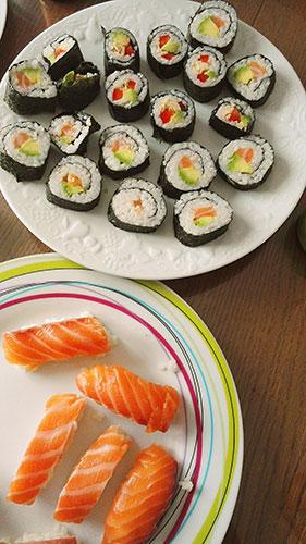sushis-makis notrebonnefranquette